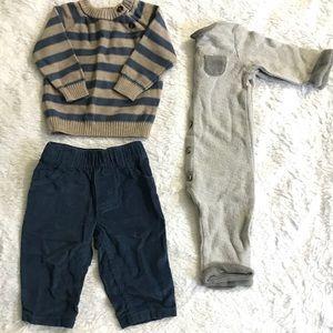 Carter's infant baby bundle